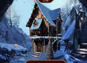 The Frozen Sleigh-Xavier House 2 Escape