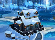 The Frozen Sleigh-The Winter Hill Town Escape