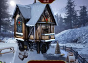 The Frozen Sleigh-Stan Bug House Escape
