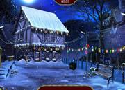 The Frozen Sleigh-Steen Street Escape