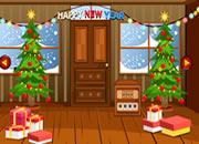 逃离新年派对别墅