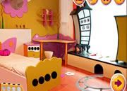 逃离儿童娱乐室