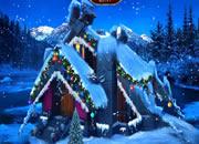 逃离圣诞老人的家