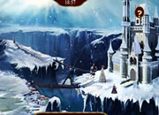 The Frozen Sleigh-Snow Castle Escape