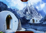 The Frozen Sleigh-The House of Igloo Escape
