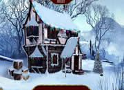 The Frozen Sleigh-The Farmer Villa Escape