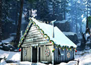 The Frozen Sleigh-The Tree Cottage Escape