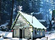 逃離冰雪樹屋