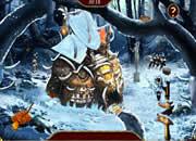 The Frozen Sleigh-The Imp House Escape