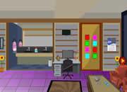 逃出漂亮紫色房间