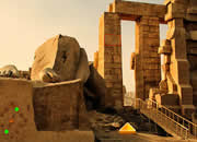 Desert Acropolis Escape