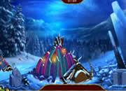 The Frozen Sleigh-The Loki Escape