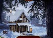 The Frozen Sleigh-Stephan House Escape
