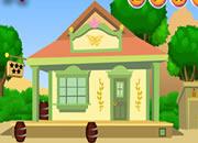 逃离花园小屋