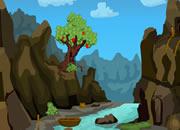 逃离森林峡谷