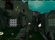 你能逃離遺棄的城堡嗎