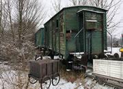 西伯利亚村庄