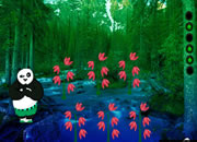Valentine Panda Rescue