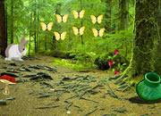 逃离免子森林