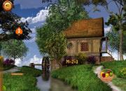 逃离魔法村庄