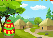 Easter Village Escape