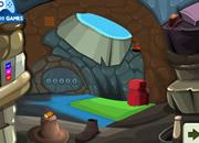 逃离洞窟城