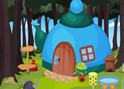 Cute Princess Escape From Fantasy House