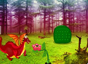 Red Dragon Forest Escape