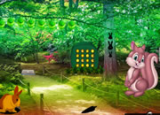 Funny Bunny Garden Escape