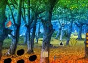逃离孤立的森林