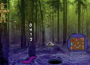 逃离古老森林