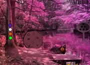 Pink Land Escape