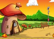 蘑菇屋女孩逃脱