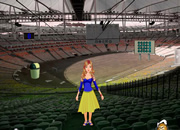 Find My Bag In Abandoned Stadium Escape