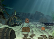 Underwater Treasure Escape 2