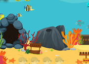 Escape Scuba Diver