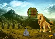 逃离金狮领地