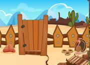沙漠火鸡逃脱