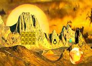 Golden Desert Escape