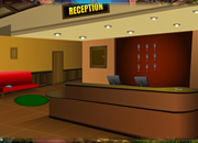 逃出華麗的賓館