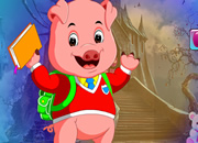 小猪学生逃脱