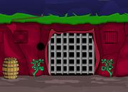 Red cave escape