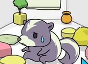 Skunk & Frog Escape