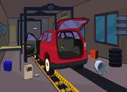 洗车逃脱-
