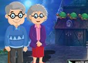 Old Couple Escape
