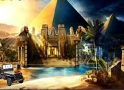 埃及吉萨王金字塔