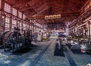 逃离隔绝的工厂