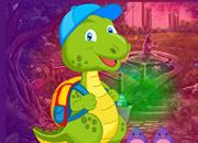 Baby Dino Escape