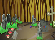 Scary Graveyard Escape 5