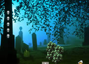 逃离墓地骷髅森林